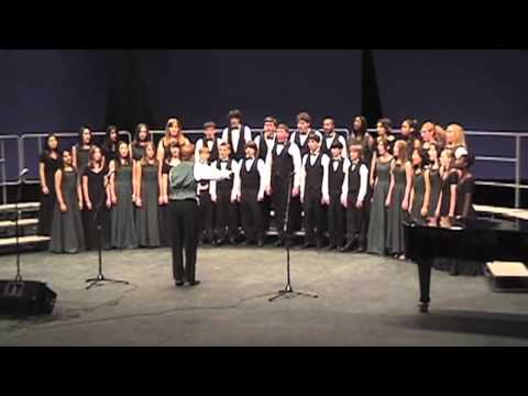 The Tide Rises - Jerry Estes - WSMS 2004-05 Chamber Choir
