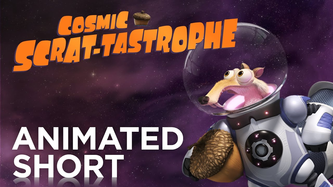 """Download Ice Age: Collision Course   """"Cosmic Scrat-tastrophe"""" Animated Short [HD]   Fox Family Entertainment"""