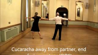 Rumba Rosalie Sequence Dance Walkthrough