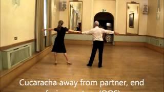 Rumba Rosalie Sequence Dance Walkthrough