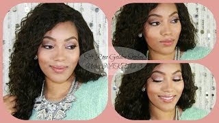 {Tutorial} Urban Decay NAKED 3 | Soft Rose Golden Smokes
