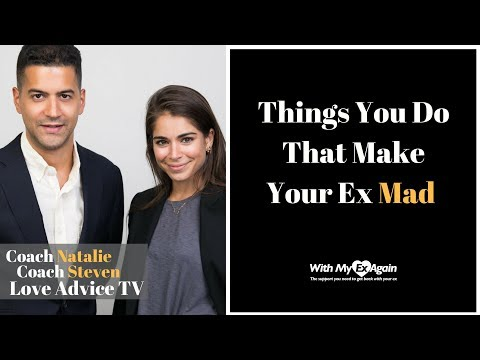 Things That Make Your Ex Mad