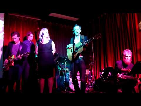 There's a New Moon Over My Shoulder - Jen Mize and Mark Sholtez - Django Marrickville - 17-3-19 Mp3