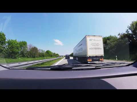 Timelapse - Highway Germany   GoPro HERO Session
