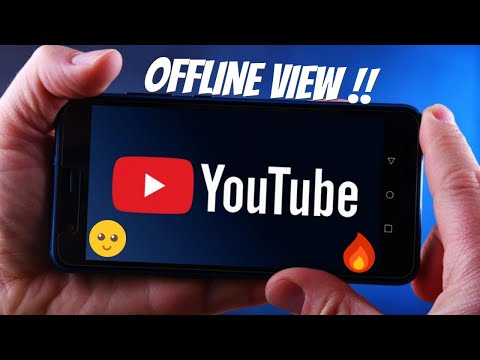How To View Youtube Offline Videos In File Manager