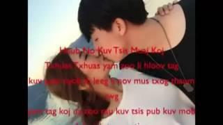 Yee Lee - Cas tsis cheem koj cia New song 2016