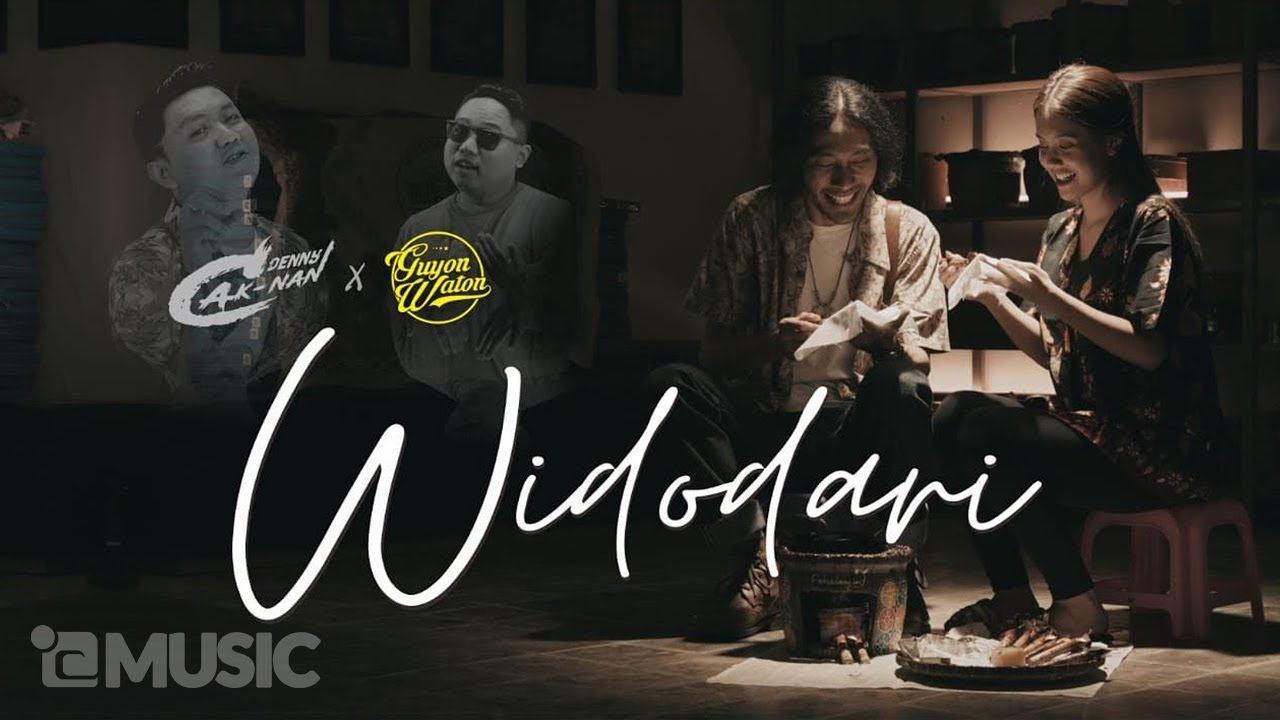 DENNY CAKNAN feat. GUYON WATON - WIDODARI (Official Music Video)