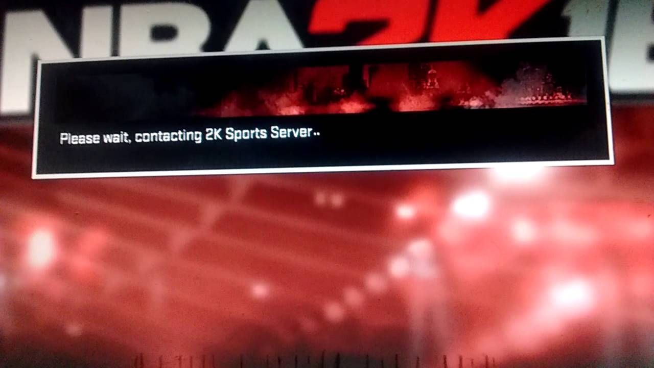 2k server status