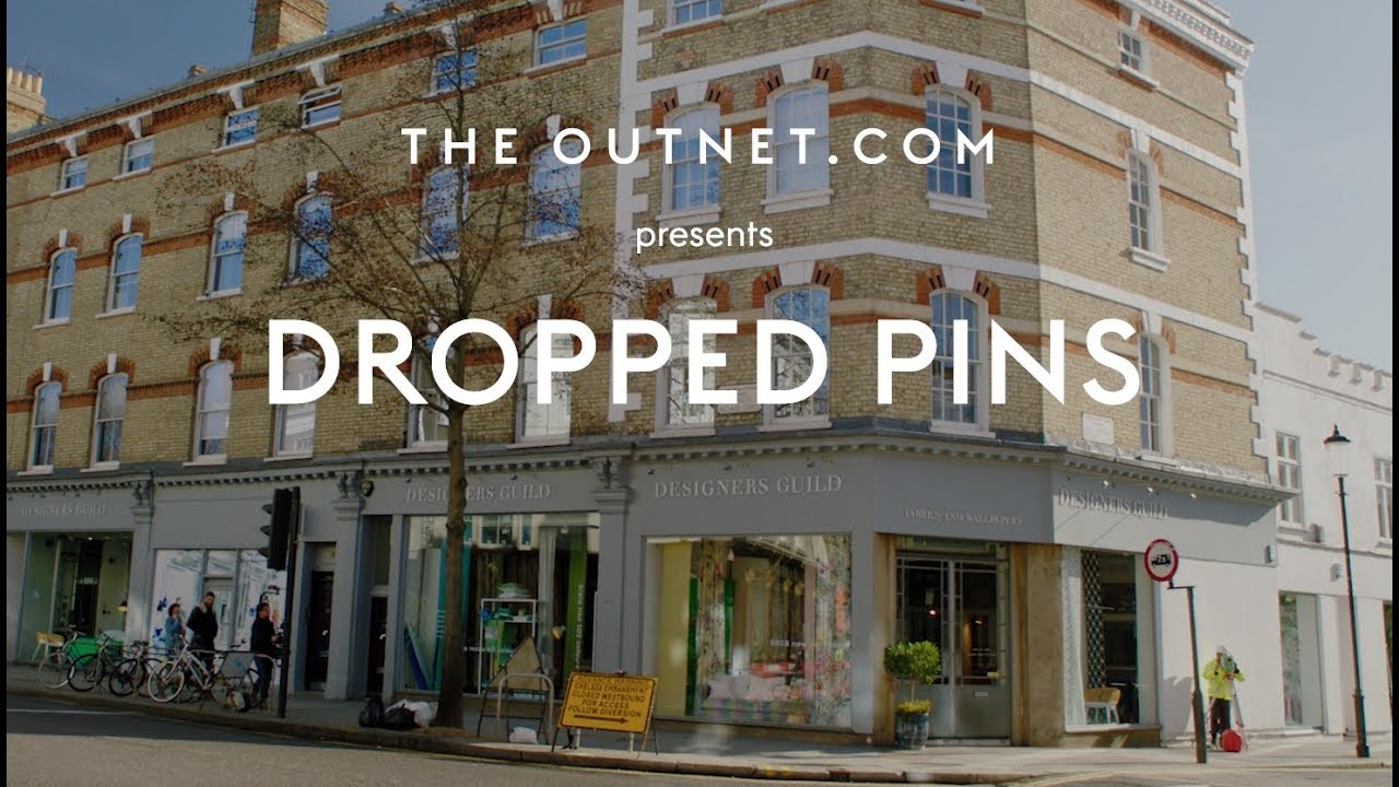 Tricia Guild & The Outnet: Dropped Pins series - YouTube