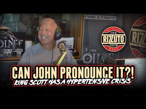 PAW PAW PATRICO is back in studio & KING SCOTT's blood pressure is SKY HIGH! [Rizzuto Show]