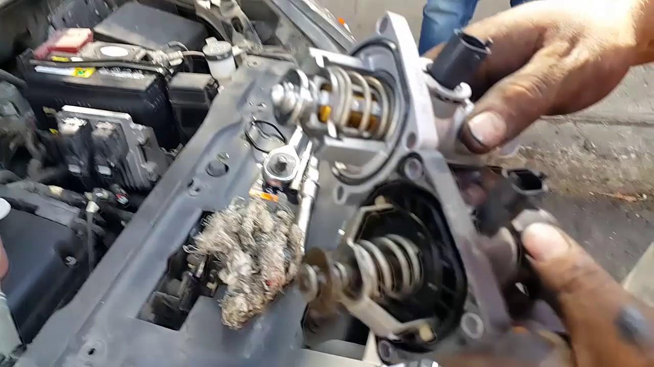 Chevrolet Trax 2013 Fallo En Termostato El 201 Ctrico Omar