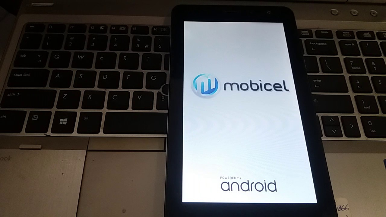 How to bypass Google account on Mobicel Tab