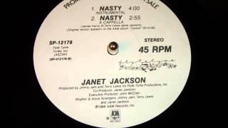 Janet Jackson Nasty Acapella