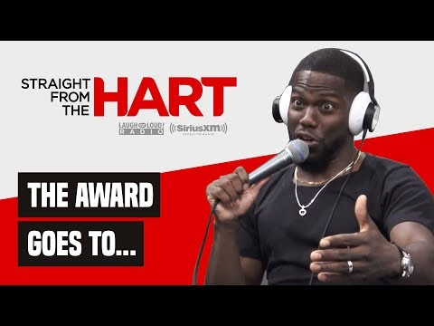 Kevin Hart On Receiving the Generation Award   Straight From the Hart   Laugh Out Loud Network