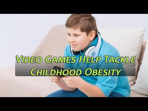 childhood obesity video games