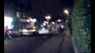 Hyde Park riot!