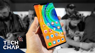 Huawei Mate 30 Pro Impressions! | The Tech Chap