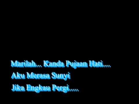 Marilah....Razak majid Dan Zainab Majid ( lirik ).