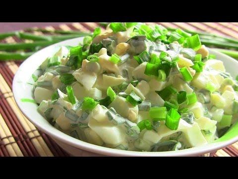 Салат из свежей капусты и огурцов с яйцом рецепт с фото
