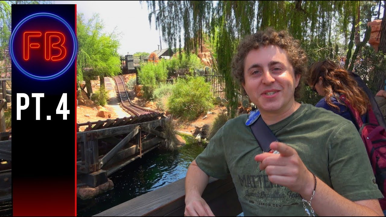 Just Ian and David talking Disneyland and history | 04/28/18 pt 4 (4K)