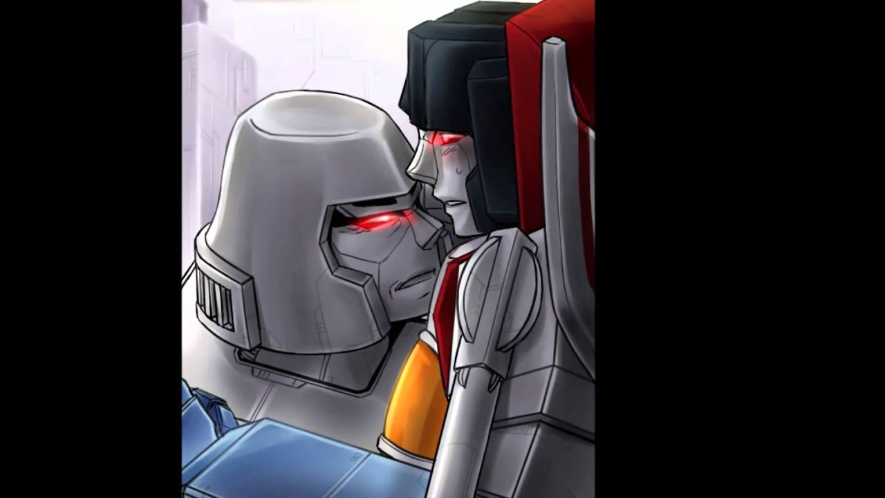 transformers animated megatron and starscream relationship