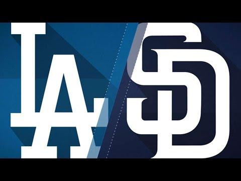 5/6/17: Kershaw dazzles again in Dodgers' big win