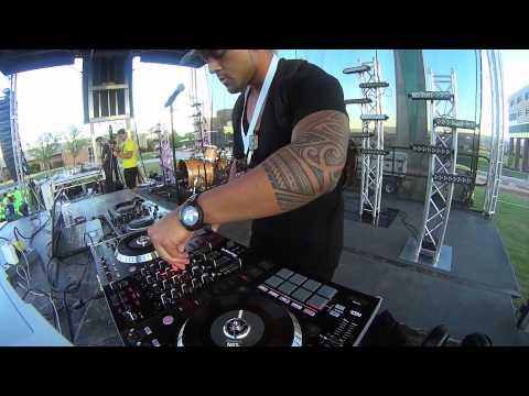 DJK | Dixie fest 2K15 | Battle of the DJ's