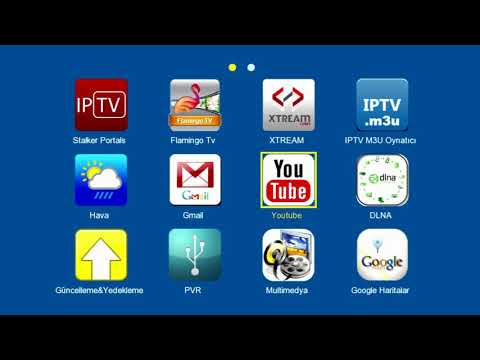 Showmax Arena IPTV Uydu Alıcısı