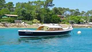 La Presqu'île de Lège Cap Ferret en été
