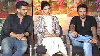 Homi not ridiculously ambitious: Deepika Padukone