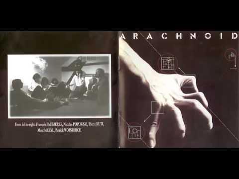 Arachnoid - Piano Caveau (Fra, 1979)