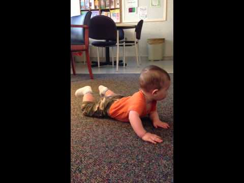We've Got Crawling!