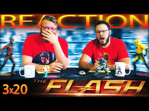 """The Flash 3x20 REACTION!! """"I Know Who You Are"""""""