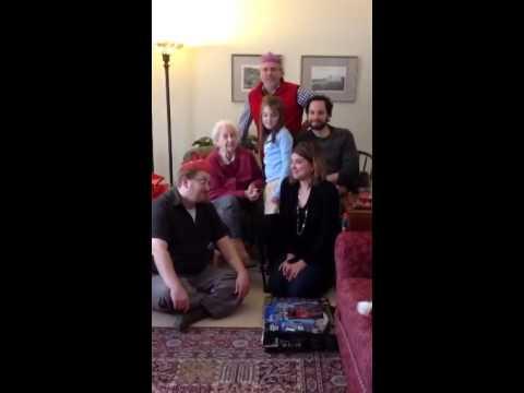 Merry Christmas Brian And Darrell, Tim, Yoshimi, And Christ