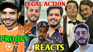 Swad Official REPLY With PROOF - Lakshay, Elvish & GauravZone Reaction | Carry Song, BB & Ashish |