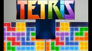 TETRIS (Stop Motion Animation)