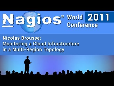 Nicolas Brousse: Monitoring A Cloud Infrastructure In a Multi-Region Topology