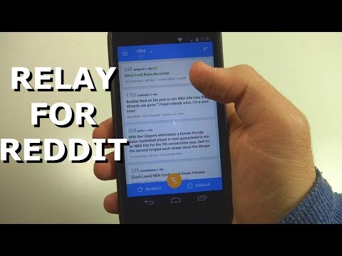 Relay For Reddit - Best Android App!