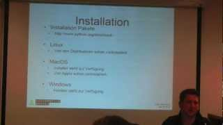 Python 0101 Einführung Teil 1