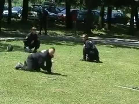 VOJAŠKA POLICIJA - MILITARY POLICE SLOVENIA MARTIAL ARTS