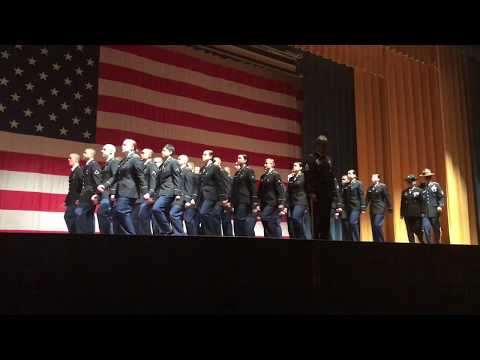 2018-04-05 Fort Leonard Wood Graduation Ceremony, Basic Training
