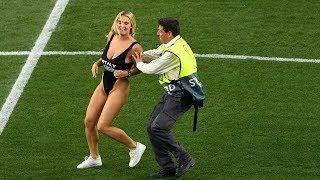Futbolda kameralara yansıyan komik ve eğlenceleri anlar serisi