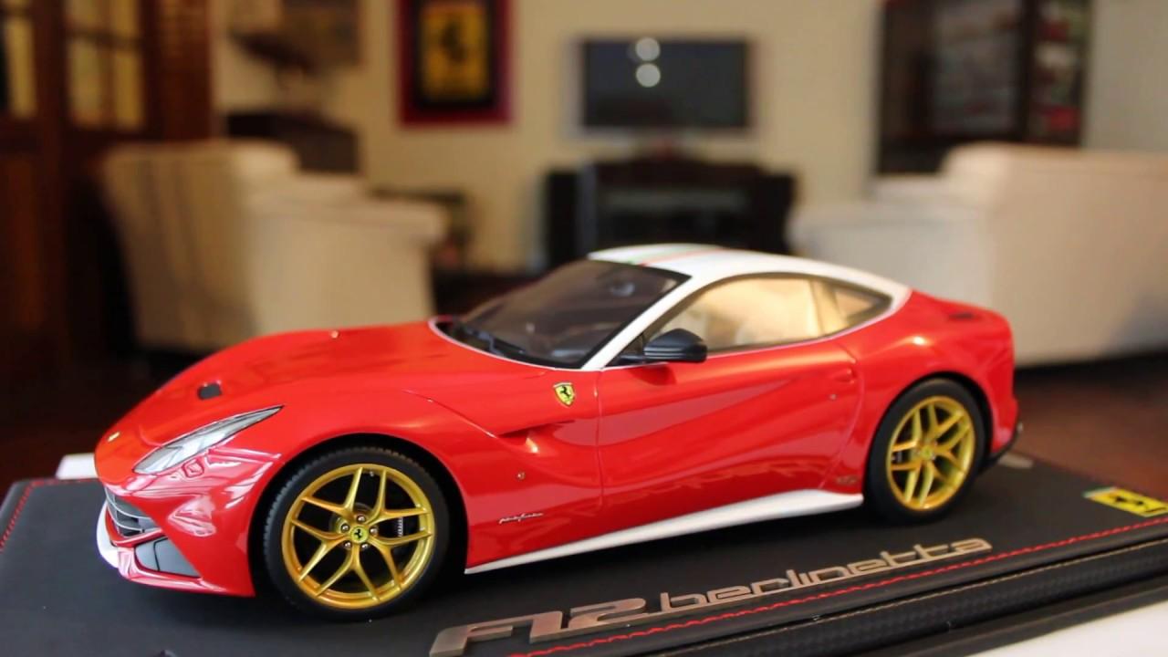Ferrari F12 Berlinetta Rosso Corsa Lauda Edition 2017 By ...