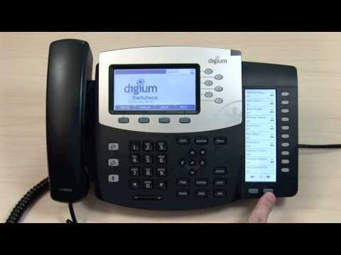 Digium IP Phones Training | 02 Interface Overview | D40, D45, D50, & D60