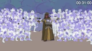 Repeat youtube video Star Wars: Knights of The Old Republic STORYLINE EXPLAINED in 3 minutes! (Star Wars Animation)
