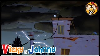 Vicky & Johnny | Episode 62 | ELECTRIC POWER | Full Episode for Kids | 2 MIN