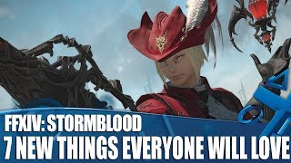 Final Fantasy XIV: Stormblood - 7 New Things Both Experts and Beginners Will Love