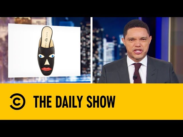 Katy Perry's Fashion Blunder | The Daily Show with Trevor Noah