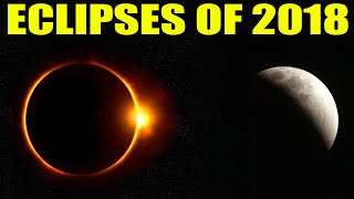 Eclipses of 2018 : Know when Lunar and Solar eclipses will take place this year | Oneindia News
