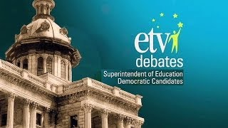 The Superintendent of Education Democrat Debate
